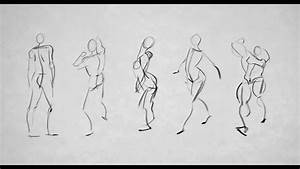 Quick Pose Gesture Sketching  Ctrlpaint Com