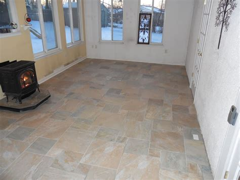tile flooring for sunroom flooring and tile sovereign construction services llc