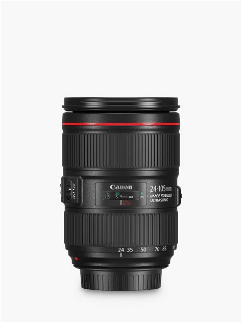 canon ef 24 105mm f 4l is ii usm standard zoom lens at lewis partners