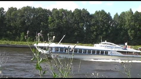 Russian Hydrofoil Boat For Sale by Shipspotting Of Raketa Hydrofoil On Moscow Canal In 2010