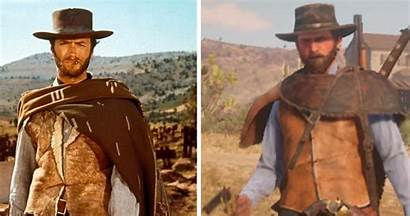 Dead Eastwood Clint Outfit
