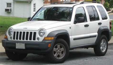 chrysler recalls model year   jeep libertys