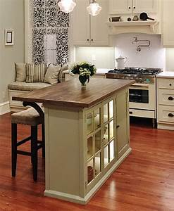 How, To, Build, A, Kitchen, Island, From, A, Cabinet