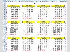 Hrvatski Kalendar 2018 takvim kalender HD