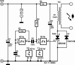 Electrification Unit Circuit Diagram