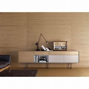 Meuble Tv Buffet : enfilade buffet meuble tv aura 196cm treku atelier 159 ~ Teatrodelosmanantiales.com Idées de Décoration