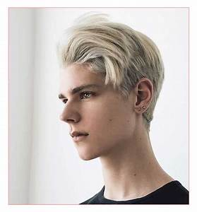 Haircuts For Men With Square Faces or Boys with Blonde ...