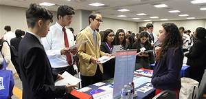 Dallas ISD students interview for paid summer internships ...