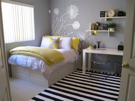 45 Inspiring Small Bedrooms  Interior Options!  Girl