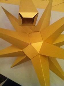 Herrnhuter Stern Selber Basteln : origami herrnhuter stern anleitung my blog ~ Frokenaadalensverden.com Haus und Dekorationen