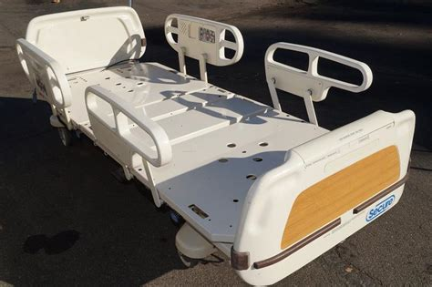 stryker mps 3000 secure 1 beds for sale used hospital