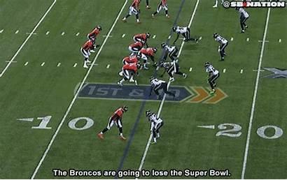 Bowl Seahawks Super Score Broncos Seattle Final