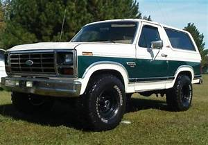 Find Used 1986 Ford Bronco 4x4 With 35 U0026quot  Tires In Dunnellon