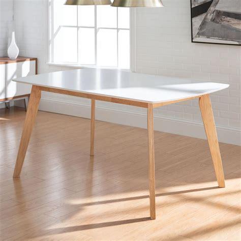 walker edison furniture company retro modern white