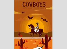 Cowboy free vector download 87 Free vector for