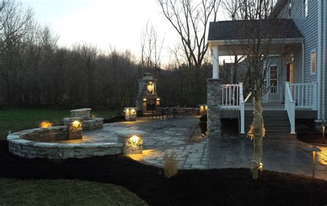 columbus patio outdoor fireplaces columbus ohio 614