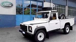 Land Rover Defender 110 Td5 : special land rover defender 110 td5 pick up high capacity ~ Kayakingforconservation.com Haus und Dekorationen