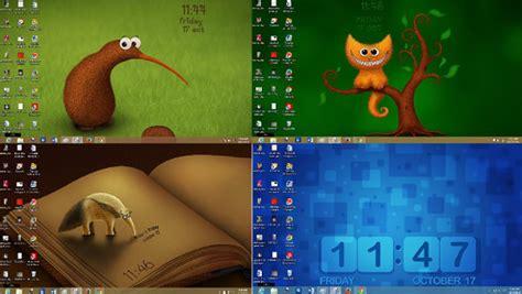 mettre une horloge sur le bureau une horloge pour votre fond d écran windows