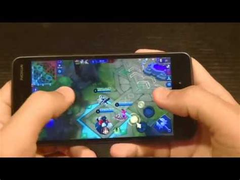 q a can nokia 2 play mobile legends