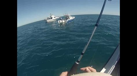 Fishing Boat South Australia by Snapper Fishing In South Australia Youtube