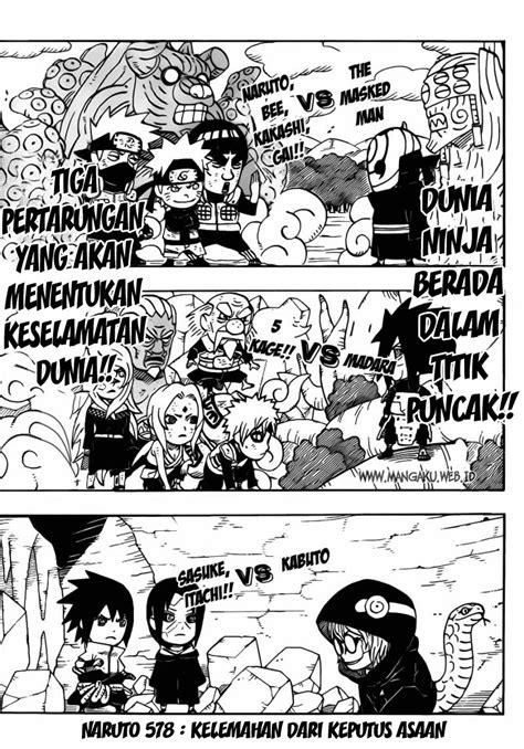 Free Download Komik Naruto Shippuden 578 Sub Indo Eng