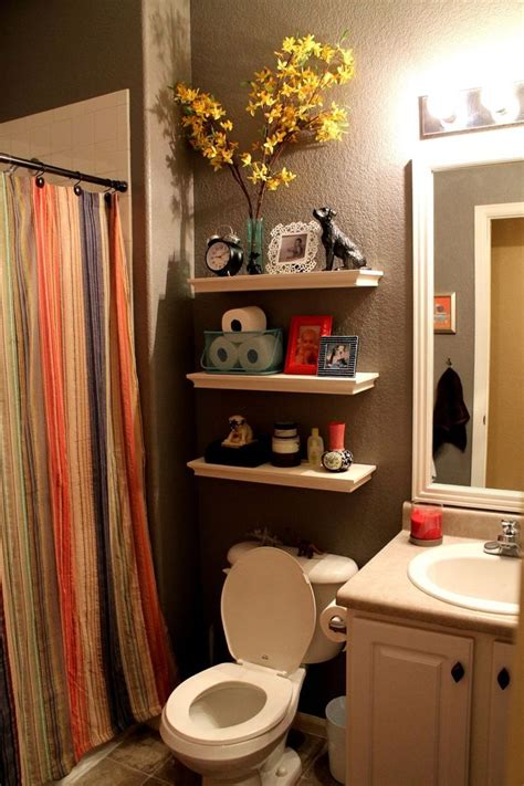 Best Brown Bathroom Decor Ideas On Pinterest Brown Small