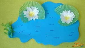 Pond - Kids Crafts