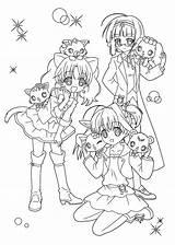 Coloring Anime Pages Printable Manga Sheets Kawaii Drawing Jewelpet Colouring Cartoon Drawings 4kids Nerd Chibi Colour раскраски Books Adult перейти sketch template