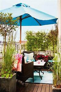 Amazing, Decorating, Ideas, For, Small, Balconies