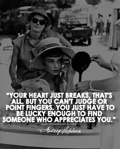 audrey hepburn quotes | Tumblr | Quotes I love | Pinterest