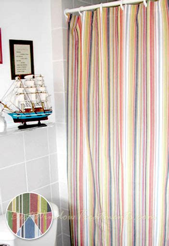 country cottage shower curtains curtains blinds