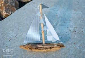 Dekoration Aus Treibholz : diy deko segelboot aus treibholz deko kitchen ~ Sanjose-hotels-ca.com Haus und Dekorationen
