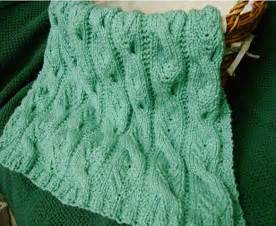 Free Knit Afghan Patterns Baby Blanket