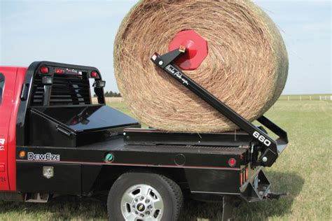 deweze bale bed premium provider for hay handling and hydraulics by deweze