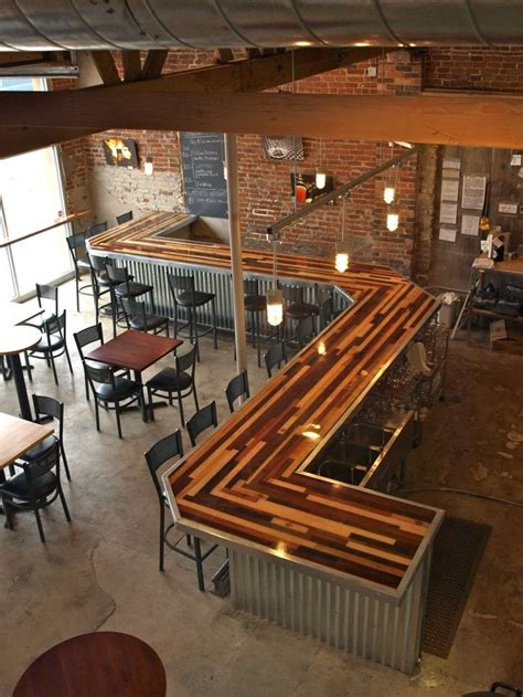 wood countertops denver 925 w 9th ave denver co renegade brewery serves up amazing beer on our custom bar top