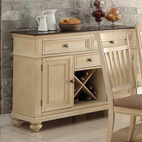 Wine Sideboard by Dining Display Storage Buffet Server Wine Rack Drawer