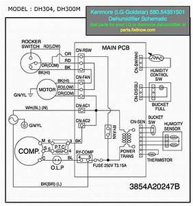 Ge Dehumidifier Parts Diagram  U2022 Downloaddescargar Com