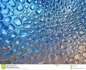 Condensation Of Water Vapor, Water Drops On A Bucket Stock ...