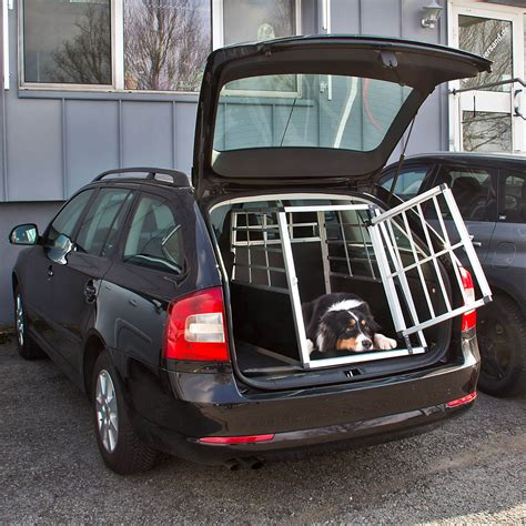hundebox hundetransportbox bello  fuer auto kfz