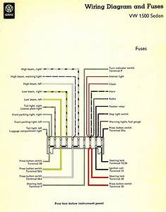 Fuse Box Diagrams For 1965