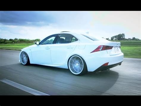 2014 lexus is250 f sport vossen cvt directional wheels