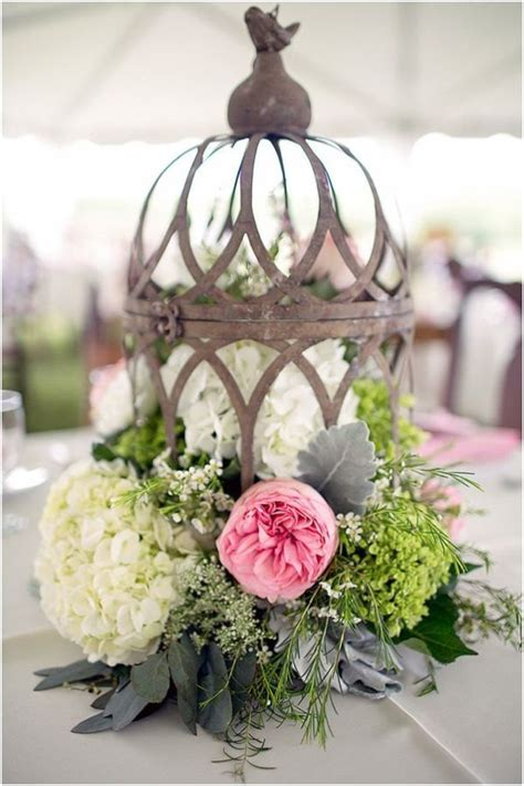 Vintage Flower Arrangements On Pinterest Silk Flower