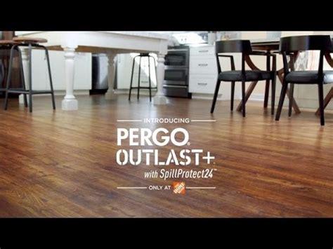 pergo outlast  spillprotect youtube
