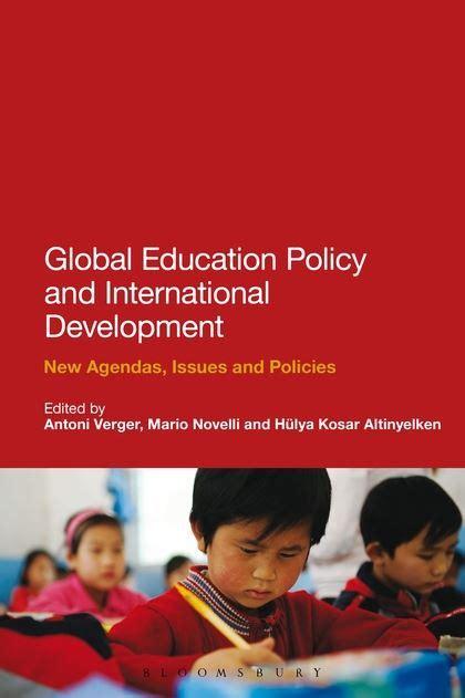 global education policy  international development