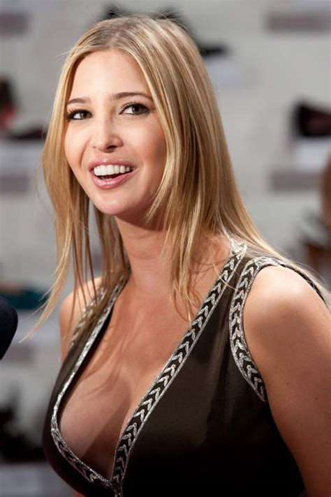Ivanka Trump Hottest Photos Sexy Near Nude Pictures