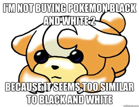 Black And White Memes - pokemon black and white memes image memes at relatably com
