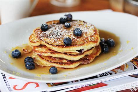 blueberry pancakes carnal dish