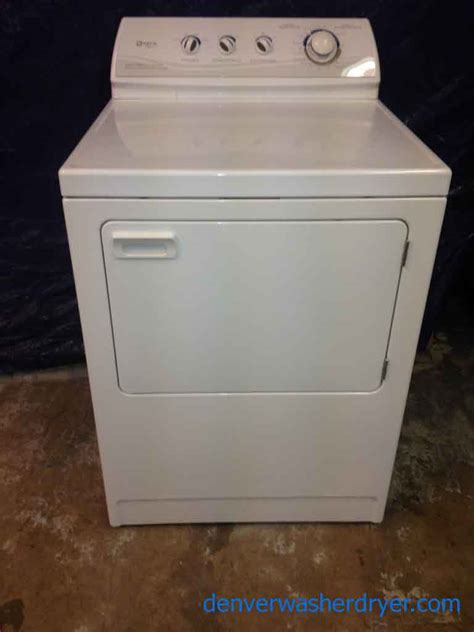 maytag performa large images for maytag performa dryer works great looks great 1178