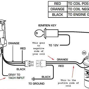 Chevy Hei Distributor Wiring Diagram Free