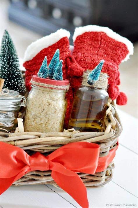 diy spa gift basket  perfect handmade christmas gift